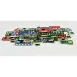 Chip Cyan Lexmark XS548 (24B5587, 024B5587, 0024B5587) (3000 str.)