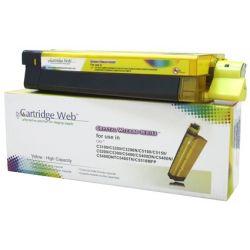 Toner Yellow OKI C3100/C5100/C5450 zamiennik