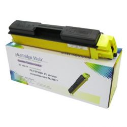 Toner Yellow Kyocera TK580 zamiennik