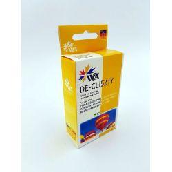 Tusz Yellow Canon CLI 521Y z chipem zamiennik