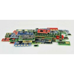 Chip Yellow NON-HP CLJ CP4025 zamiennik