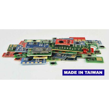 Chip Cyan Samsung S320 CLT-C4072S (małe - naklejane na stary chip) zamiennik