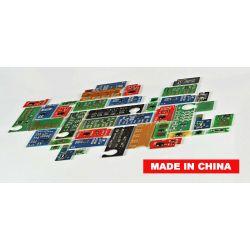 Chip Black Ricoh AF MPC4502, MPC5502 841755 (31000 str.)