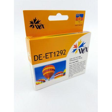 Tusz Cyan EPSON T1292 zamiennik C13T12924010 (20 ml)