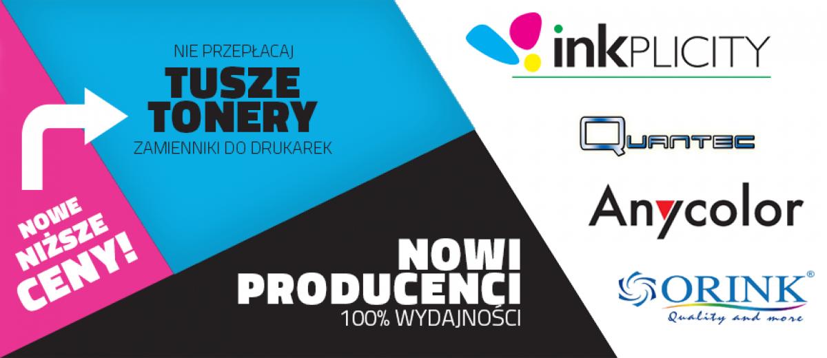 Nowi Producenci - Allebiuro.pl